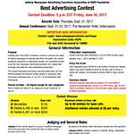 2017 Best Advertising Contest